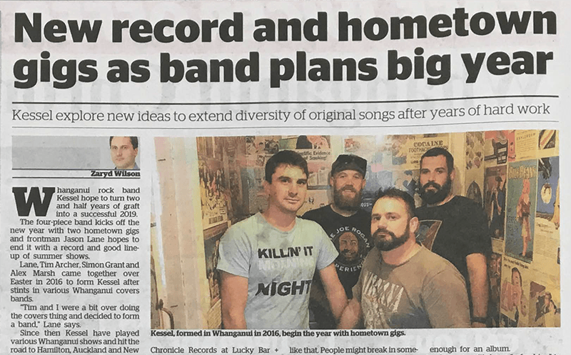 Chronicle Article 2019