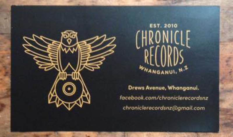 Chronicle Records Event